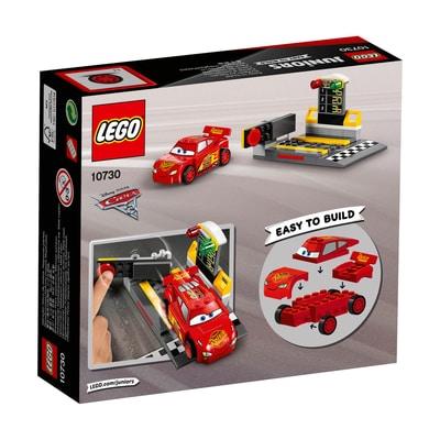 LEGO Juniors Le propulseur de Flash McQueen 10730