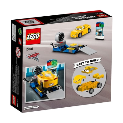 LEGO Juniors Cruz Ramirez Rennsimulator 10731