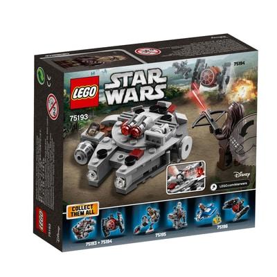 Lego Star Wars 75193 Millennium Falcon