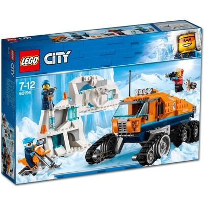 Lego City Arktis-Erkundungstruck 60194