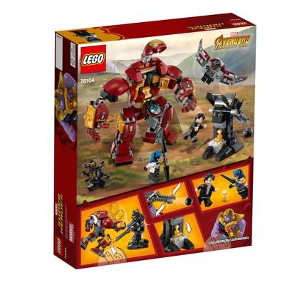 Lego Marvel Super Heroes 76104