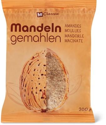 M-Classic Mandeln gemahlen