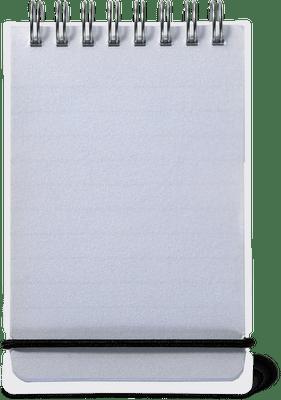 Papeteria Blocco per appunti transparente