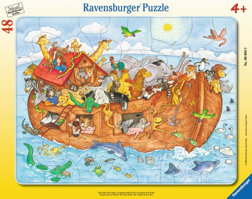 Ravensburger Didacta Puzzle ass.