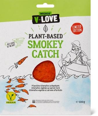 V-Love Plant-Based Smokey Catch