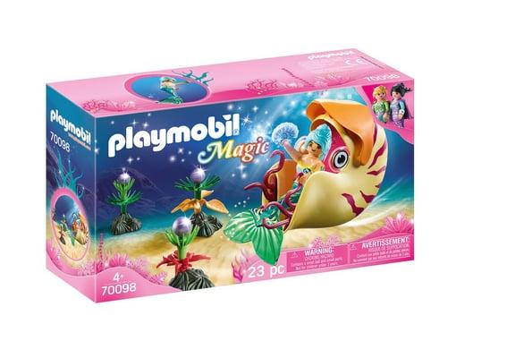 PLAYMOBIL 70098 Sirène