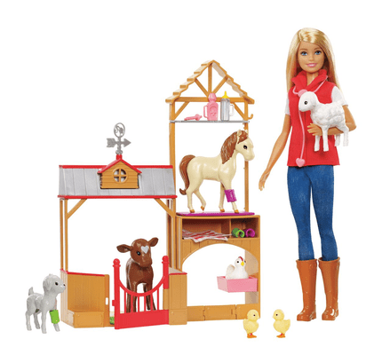Barbie GCK86 Farm Vet