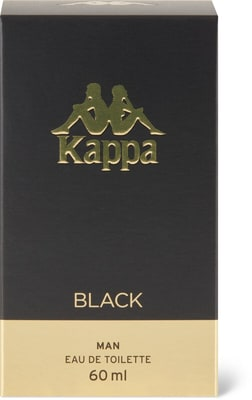 Kappa Men Black EdT