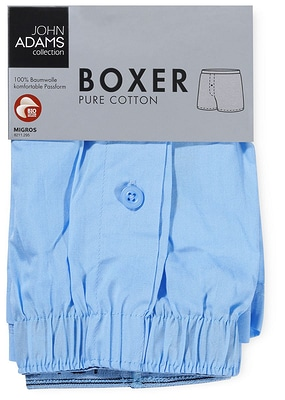 Boxer uomo blu chiaro