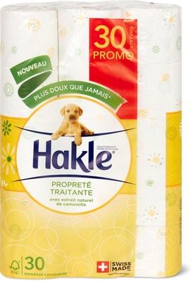 Hakle delicata 30