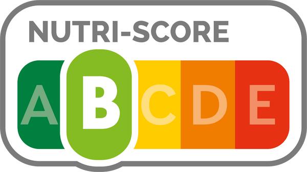 Nutri-Score: B