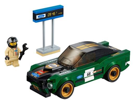 Lego Speed Champions 75884