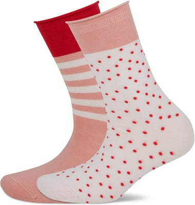 S.Oliver Damen Socken 2er Pack