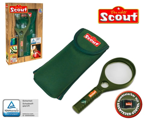 Scout Lupe Rollenspiel
