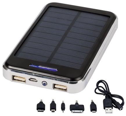 Steffen SunPower Power bank solaire 1W