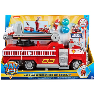 Spin Master Paw Patrol Movie Marshall Deluxe Spielset