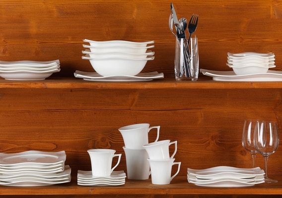Cucina & Tavola VITA Plat 23x15.5cm