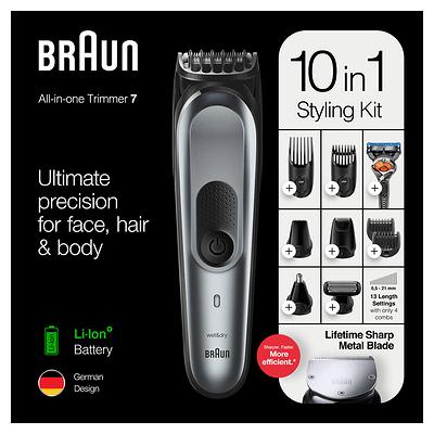 Braun MultiGrooming-Kit MGK 7221 Multitrimmer