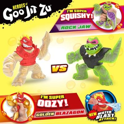 Goo Jit Zu Serie 2 Versus Pack 2 Spielfigur