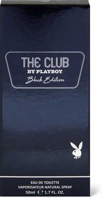 Playboy Black Edition EdT
