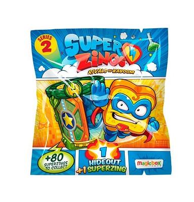 SuperZings Serie 2 Hideouts 1 Surprise Bag