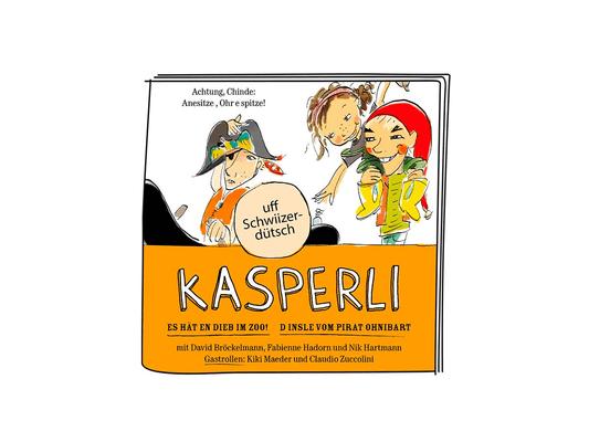tonies® Kasperli Im Zoo! / Pirat Ohnibart(DE) Hörspiel