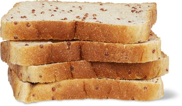 YOU Toast quinoa Terrasuisse