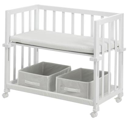 emilie babybett migipedia. Black Bedroom Furniture Sets. Home Design Ideas