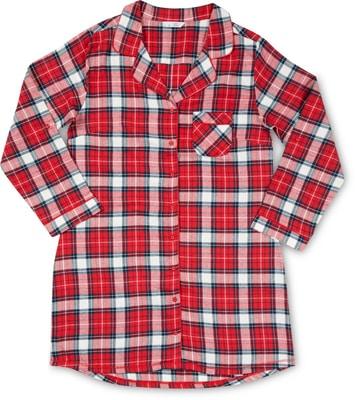 Camicia da notte donna rosso