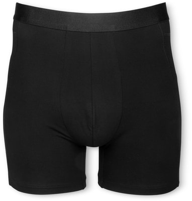 MEN'S SHORT HIP PROTECTION NO PADS nero