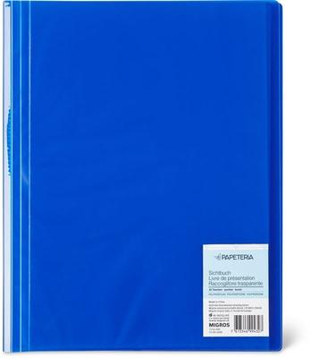 Papeteria Sichtbuch mit Taschen A4