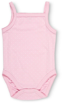 BABY BODY OHNE ARM 3ER PACK pink