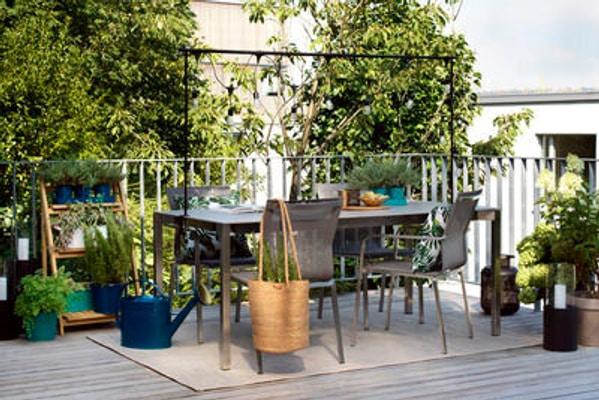 MALO Table au jardin