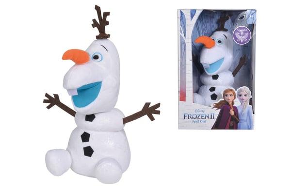 Disney Frozen 2 Olaf Activity Plüsch Funktionsplüsch