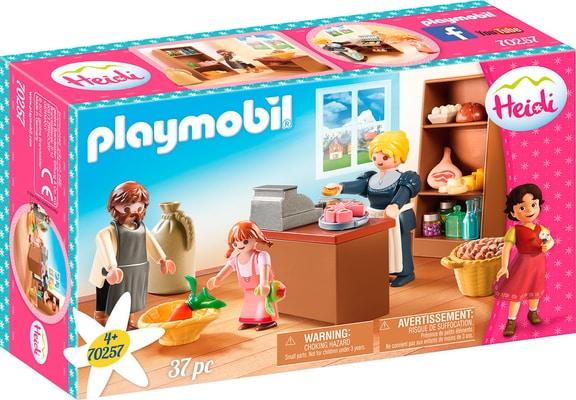 Epicerie Keller 70257 Playmobil