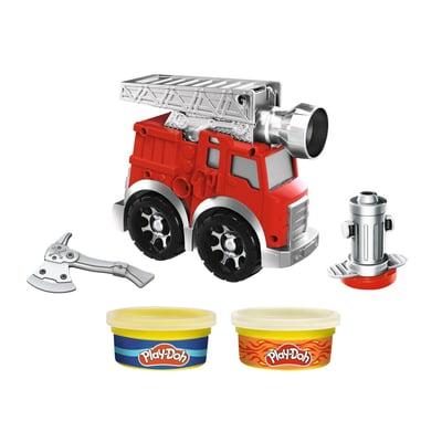 Play-Doh kleine Feuerwehr Modelieren