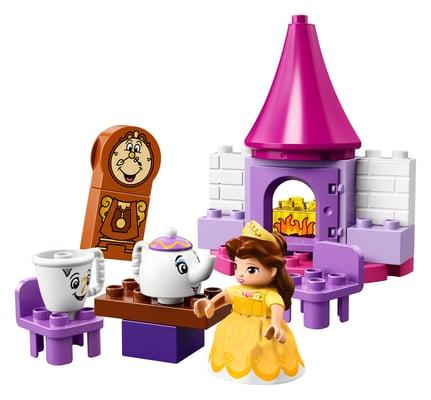Lego Duplo 10877 Belle´S Tea Party