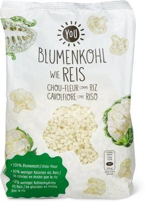 YOU Blumenkohl wie Reis