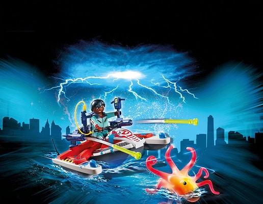 Playmobil Zeddemore mit Jetski