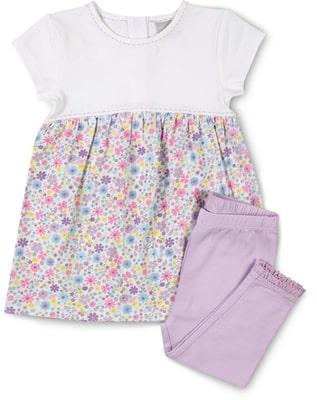 43133315f22a3 Nouveau-né fille pyjama violet claire