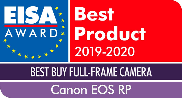 Canon EOS RP + RF 24-105mm + EF-EOS R adattatore