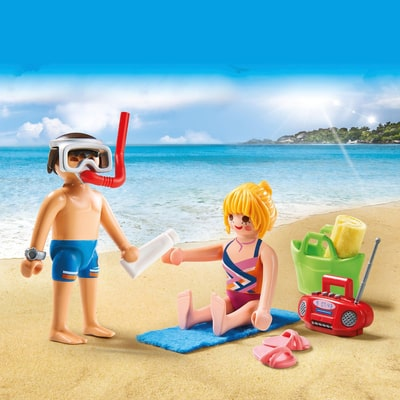 Playmobil 9449 Coppia in vacanz