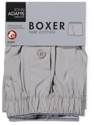 BOXER HOMMES gris