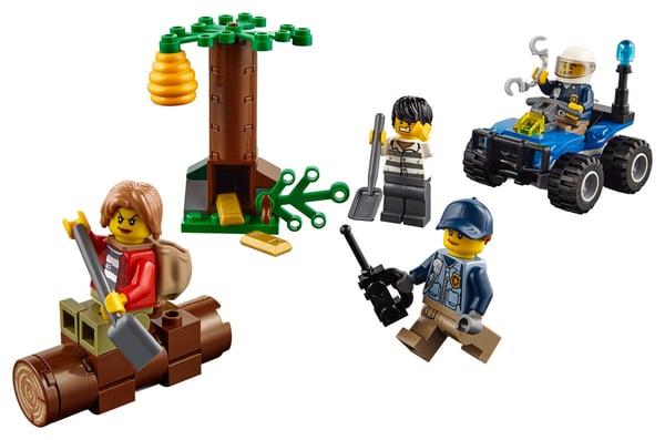 Lego City 60171 Fuga In Montagna