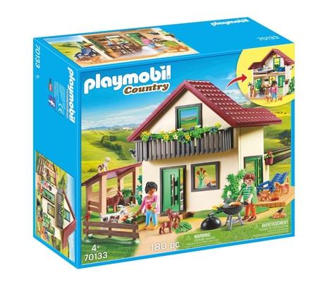 PLAYMOBIL 70133 Maisonnette fermiers