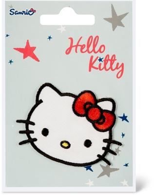 Aufbügelmotiv Hello Kitty