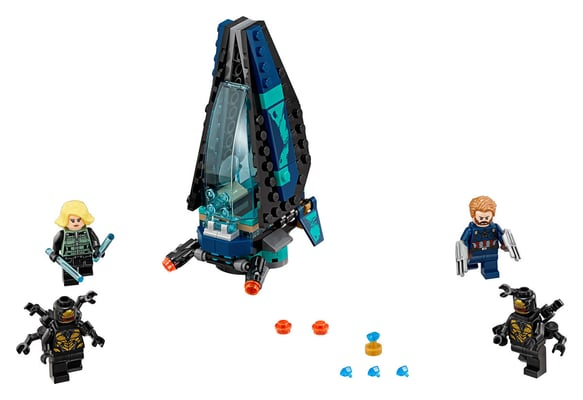 Lego Marvel Super Heroes 76101