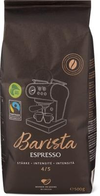Bio Max Havelaar Barista Espresso Bohnen 500g