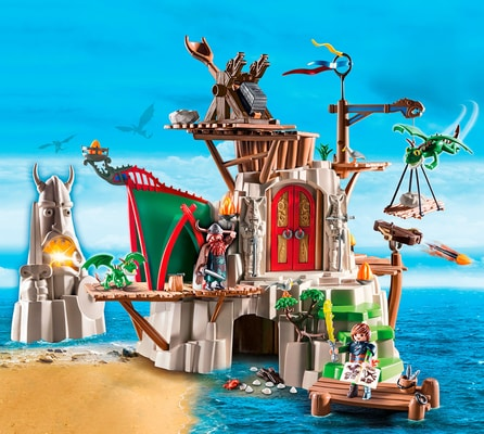 Playmobil Dragons Isola di Berk 9243
