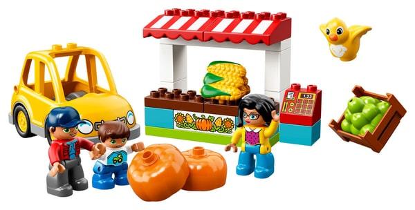 Lego Duplo 10867 Il Mercatino Biologico